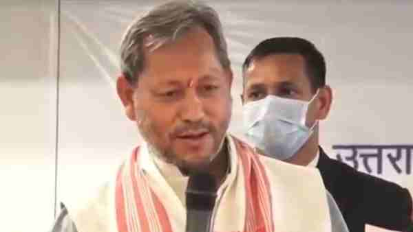 Uttarakhand CM Tirath Singh Rawat declares journalists as frontline workers