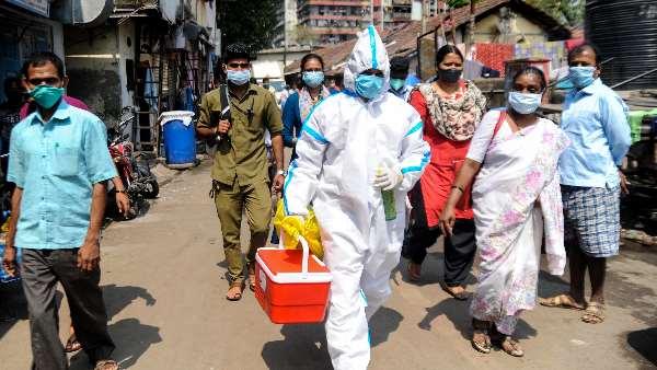 अब धारावी ने बढ़ाई उद्धव सरकार की चिंता, 7 गुना बढ़े कोरोना वायरस के केस