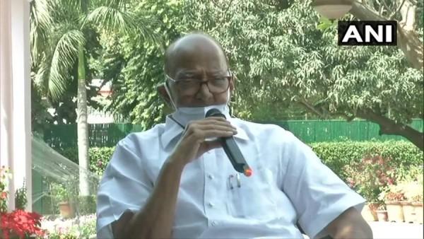 मुंबई के पूर्व पुलिस आयुक्त द्वारा महाराष्ट्र के गृह मंत्री पर लगाए गए आरोप गंभीर- एनसीपी नेता शरद पवार