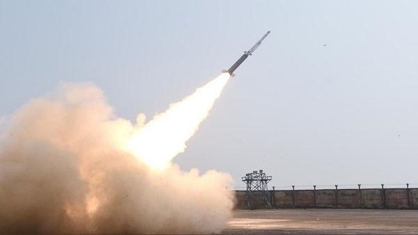 DRDO ने तमाम नकनीकी समस्या के बाद सॉलिड फ्यूल डक्टेड रैमजेट मिसाइल का किया सफल परीक्षण