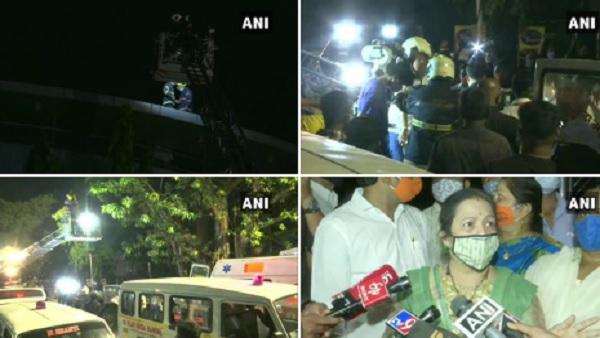 ये भी पढ़ें- Mumbai: मॉल में बने सनराइज अस्पताल में लगी आग, 10 लोगों की मौत, 76 कोरोना मरीज थे भर्ती