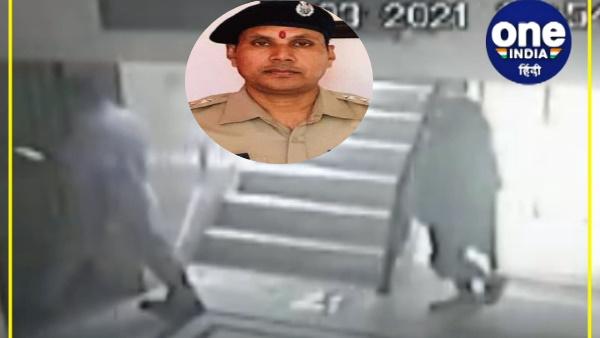 Kailash Bohra RPS : युवती से घूस में अस्मत मांगने वाला जयपुर ACP होटलों में करता था अय्याशी, CCTV फुटेज मिले