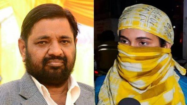 BJP MP कौशल किशोर की बहू अंकिता से लाइव डिबेट में हुई बहस, बोली- कर  लूंगी आत्महत्या और... | bjp mp kaushal kishore son wife ankita threatens  to took extreme step during