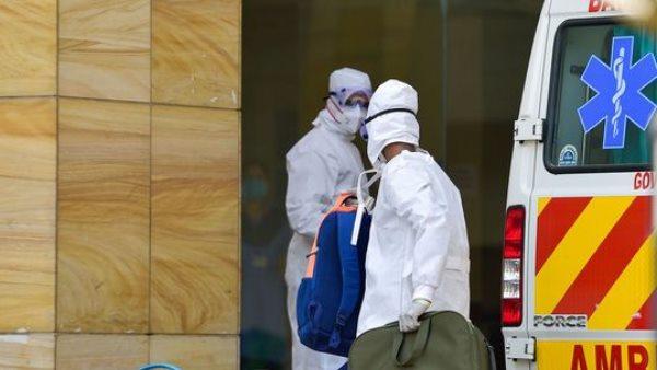 यूपी में फिर पैर पसार रहा कोरोना वायरस, लखनऊ में पिछले तीन महीने में सबसे ज्यादा केस