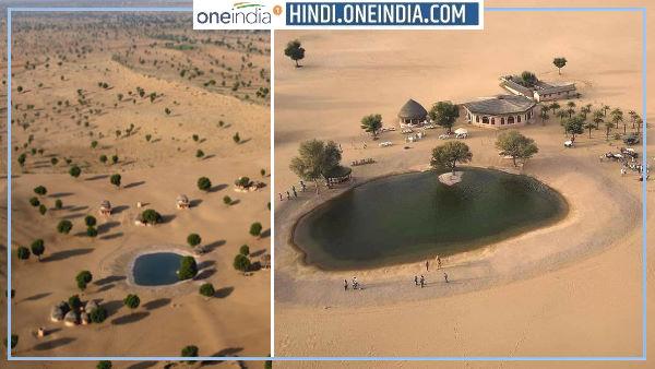 Khimsar : ये है राजस्थान का सबसे अनूठा गांव 'खींवसर सैंड ड्यून्स विलेज', तस्वीरों से जानिए इसकी पूरी कहानी