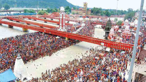 Mahakumbh Mela 2021: 32 devotees found covid-19 infected in Geeta cottage in Haridwar
