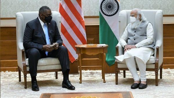 अमेरिकी रक्षामंत्री ने पीएम मोदी को दिया राष्ट्रपति बाइडेन का 'गुप्त संदेश', NSA से मुलाकात में भी चीन मुद्दा