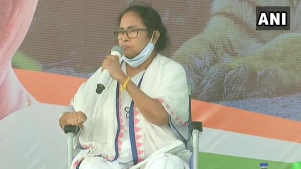 West Bengal Assembly Elections 2020: नंदीग्राम में बोलीं ममता बनर्जी- BJP को दूंगी शेर की तरह जवाब