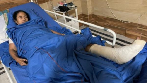 ये भी पढ़ें- डॉक्टरों ने बताया ममता बनर्जी की तबीयत का हाल, कई जगहों पर लगी गंभीर चोटें, 48 घंटे रहेंगी निगरानी में