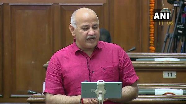 Delhi Budget 2021-22 LIVE: मनीष सिसोदिया ने पेश किया दिल्ली का बजट, जानिए बड़ी बातें