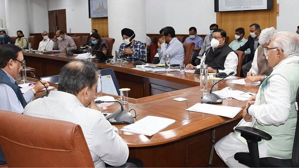 हरियाणा: CM खट्टर ने एक साथ 1411 करोड़ रु. की 163 योजनाओं की सौगात दी, हर जिले को कुछ न कुछ
