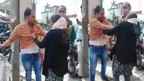 ये भी पढ़ें:- मेरठ: गर्लफ्रेंड को शॉपिंग करते हुए पकड़ा गया पति, पत्नी ने बीच सड़क पर दोनों को जमकर पीटा