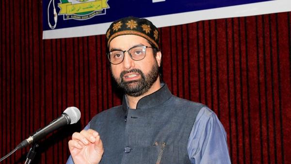 20 महीने से नजरबंद अलगाववादी नेता मीरवाइज उमर फारूक रिहा, मुफ्ति ने जताई खुशी