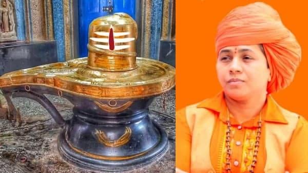 Mahashivratri 2021 पर जानें क्यों की जाती है शिवलिंग की पूजा,मनकामेश्वर मंदिर की महंत दिव्यागिरी ने बताया सच