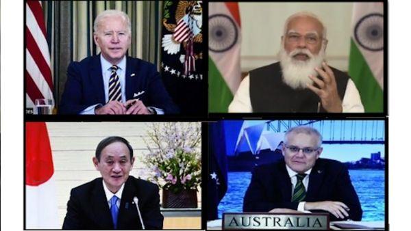QUAD SUMMIT की बैठक में बना चीन के खिलाफ 'मास्टरप्लान'