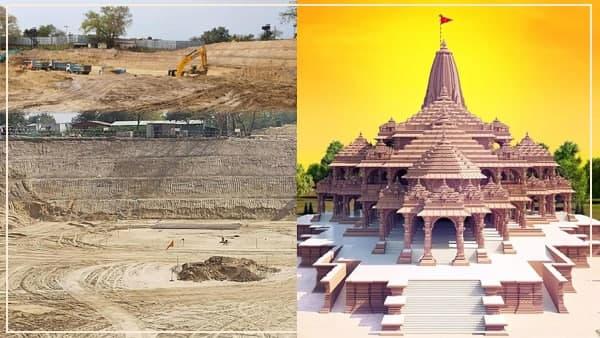 भूकंप जैसी आपदा में भी नहीं हिलेगी राम मंदिर की नींव, मजबूती के लिए इन चीजों का हो रहा इस्तेमाल