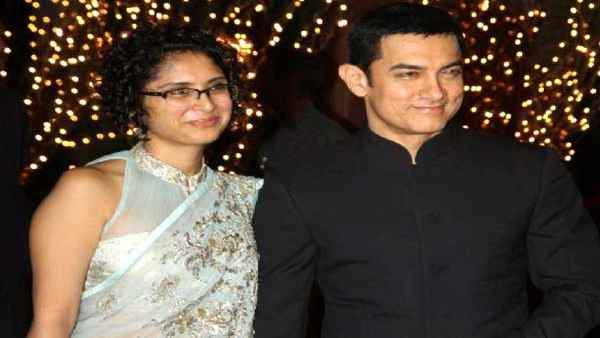 This time also came in the relationship of Aamir Khan and Kiran Rai