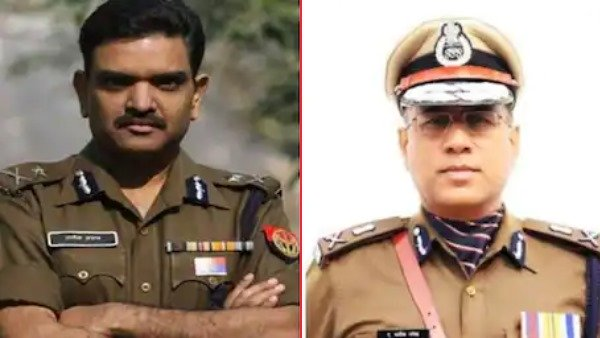aseem arun and a satish ganesh will be the first police commissioner kanpur and varanasi