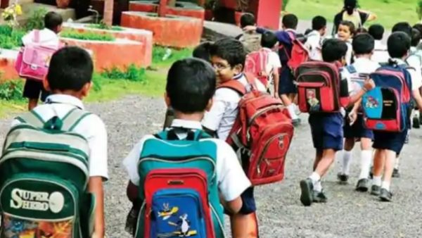 Primary schools reopen in Uttar Pradesh
