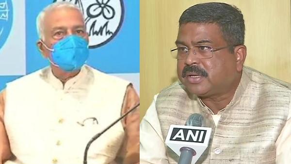 TMC में शामिल होने के बाद यशवंत सिन्हा पर BJP का बड़ा हमला, धर्मेंद्र प्रधान ने बताया 'मौकापरस्त'