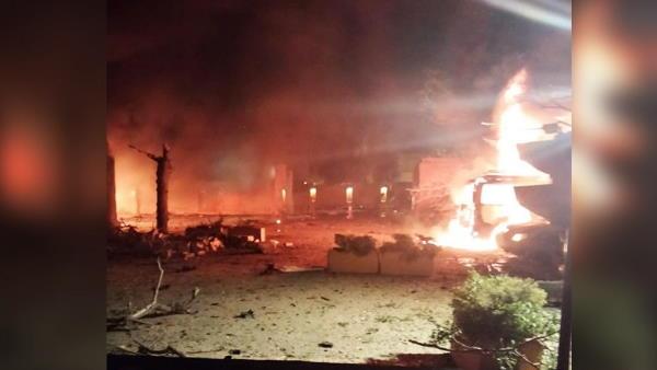 पाकिस्तान: क्वेटा में होटल की पार्किंग में धमाका, 4 की मौत, 13 घायल