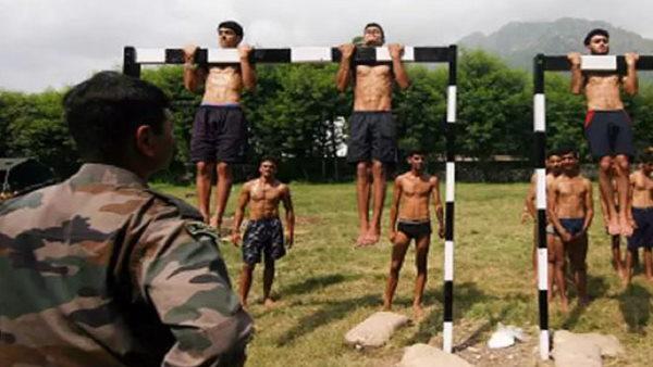 ये भी पढ़ें: नॉर्थ-ईस्ट के राज्यों में होने वाली आर्मी भर्ती रैली अगले आदेश तक स्थगित