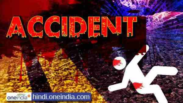 Chitrakoot News: Four life lost in truck and van collision