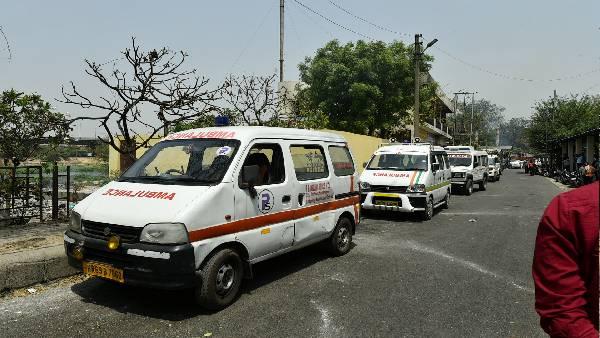 ओडिशा के मंत्री ने बचाई कोरोना मरीज की जान, खुद एंबुलेंस चालकर पहुंचाया अस्पताल