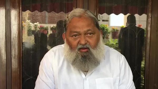हरियाणा के स्वास्थ्य मंत्री अनिल विज बोले- दिल्ली सरकार ने लूटा हमारा ऑक्सीजन टैंकर, अब पुलिस भेजेंगे