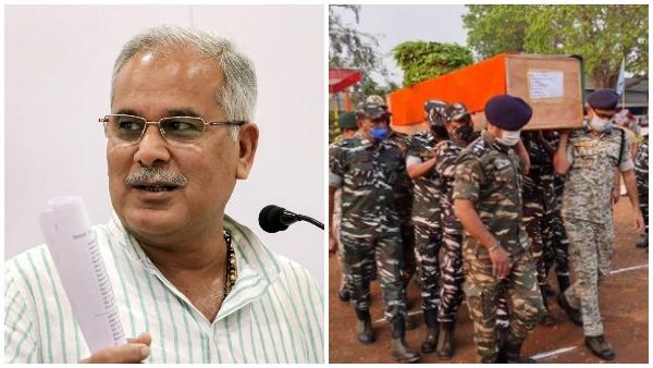 छत्तीसगढ़: CM भूपेश बघेल बोले- बीजापुर एनकाउंटर खुफिया विभाग की विफलता नहीं, नक्सल विरोधी अभियान रहेंगे जारी