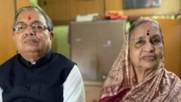 कोरोना: BJP विधायक सुरेश श्रीवास्तव के बाद उनकी पत्नी का भी निधन, बेटे की हालत गंभीर