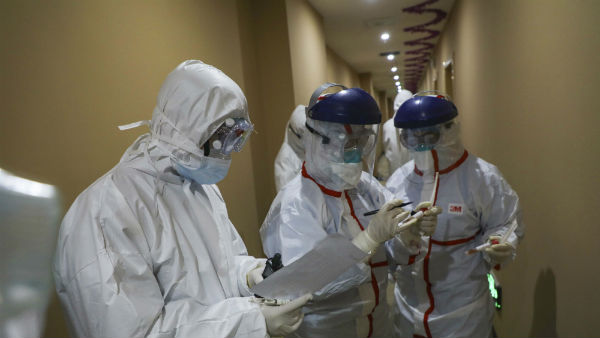 RT-PCR टेस्ट के बाद भी हो सकता है कोरोना, डॉक्टर्स दे रहे सीटी स्कैन करने की सलाह