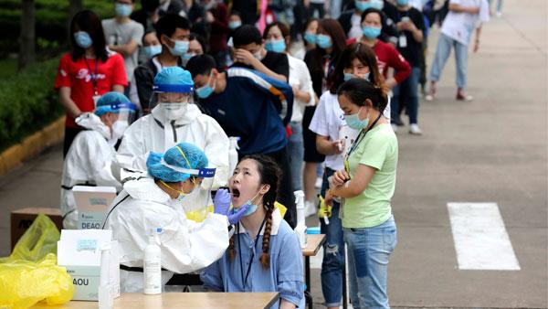 ये भी पढ़ें- कोरोना के कारण चीन के युवाओं को सता रहा मौत का खौफ, कर रहे ये काम