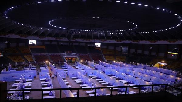 ये भी पढ़ें: छत्तीसगढ़: राजधानी रायपुर में दो कोविड केयर सेंटर बनकर तैयार, इतनी है बेडों की संख्या