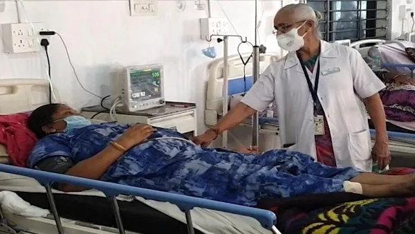 गुजरात में 71 साल की मैत्रो जेमिनीबेन वायरस से बेखौफ हो कर रहीं कोरोना मरीजों की सेवा, 8 साल की उम्र में खो दिए थे मां-बाप