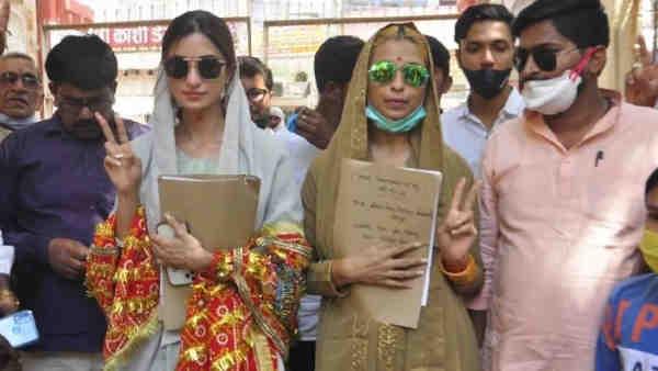 ये भी पढ़ें:- एक्ट्रेस दीक्षा सिंह ने जौनपुर जिला पंचायत सदस्य के लिए किया नामांकन, देखें तस्वीरे