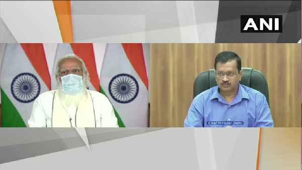 पीएम मोदी की मीटिंग में CM केजरीवाल की मांग- दिल्ली के लिए भी चले ऑक्सीजन एक्सप्रेस