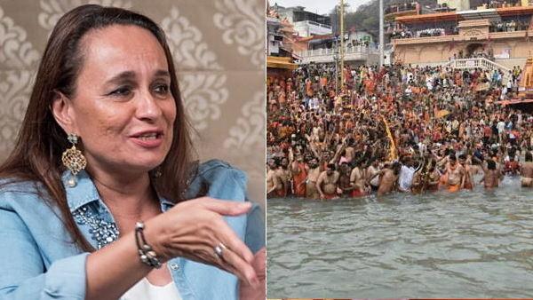 कुंभ मेले में कोरोना गाइडलाइन उल्लंघन पर सोनी राजदान को आया गुस्सा, बोलीं- क्या ऐसे रुकेगी महामारी?