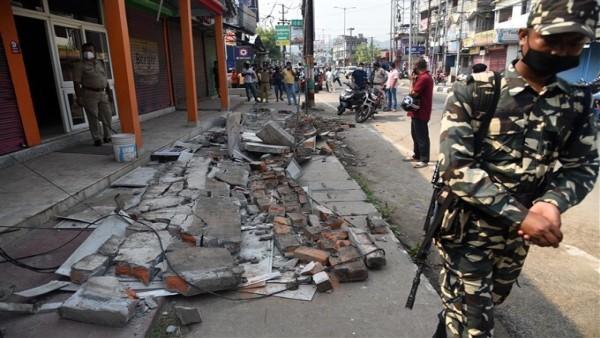 असम के अलावा भारत के कई पड़ोसी देशों में भी महसूस किए गए भूकंप के झटके