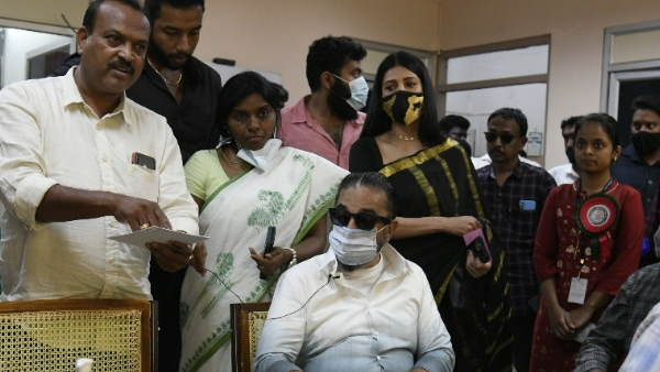 ये भी पढ़ें- तमिलनाडु: अभिनेत्री श्रुति हासन के खिलाफ चुनाव आयोग पहुंची भाजपा, क्रिमिनल केस दर्ज करने की मांग