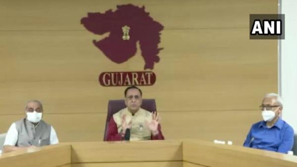गुजरात के 20 शहरों में लगा नाइट कर्फ्यू, शादी समारोह में शामिल हो सकेंगे केवल 100 लोग