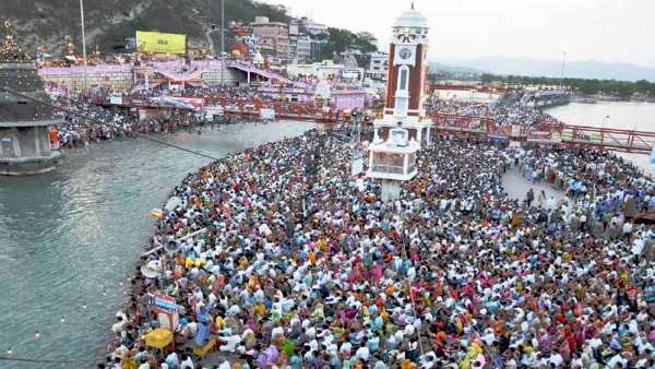 Central govt official expressed apprehension that ongoing Kumbh might become a super spreader