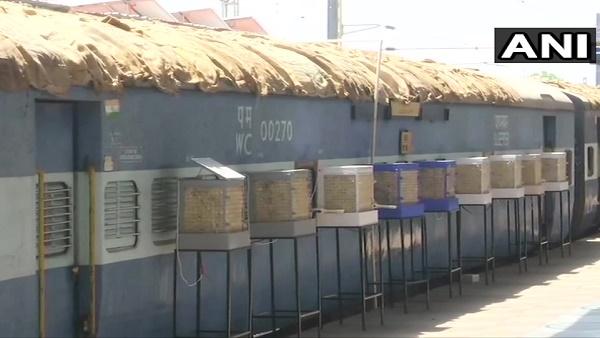 भोपाल रेलवे स्टेशन पर ट्रेन के डिब्बों में तैयार हुआ 320 बेड का आइसोलेशन वॉर्ड, होंगी ये सुविधाएं