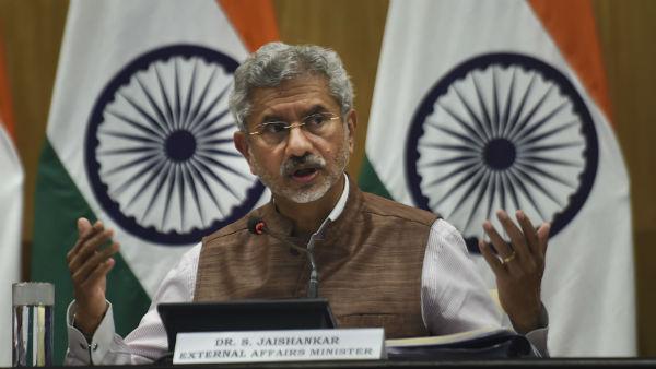 कोरोना संकट पर विदेशी मीडिया में मोदी सरकार की आलोचना से एस जयशंकर नाराज, बोले- एकतरफा रिपोर्टिंग हो रही