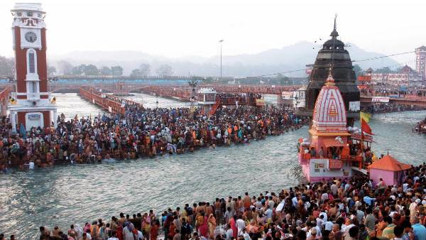 kumbh shahi snan Only devotees with e-pass are allowed to enter Mela area