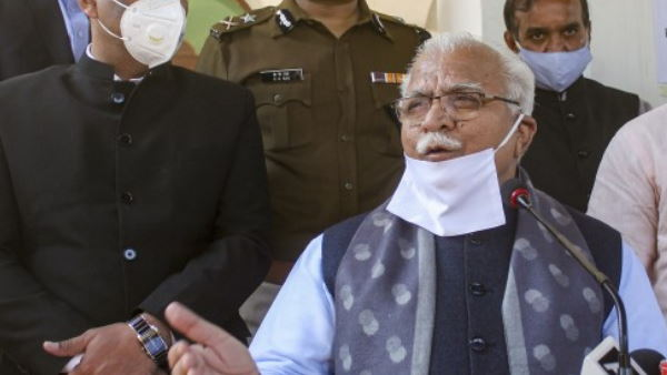 Haryana CM plans for clean water for every home upto 2022
