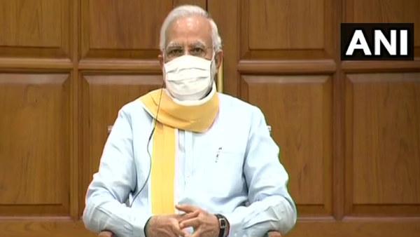 कोरोना के बढ़ते मामलों पर PM मोदी की हाईलेवल मीटिंग, टीकाकरण पर भी हुई चर्चा
