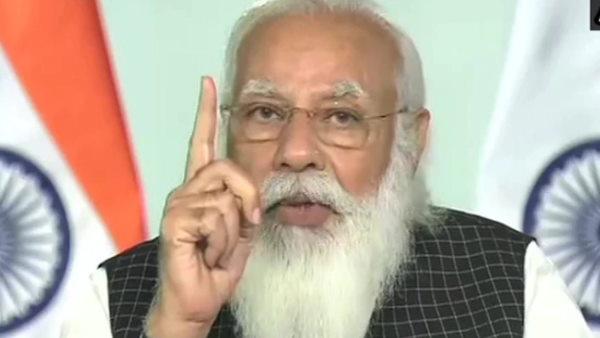 मुख्यमंत्रियों के साथ बैठक में PM मोदी ने कहा- 11-14 अप्रैल के बीच मनाएं 'टीका उत्सव'