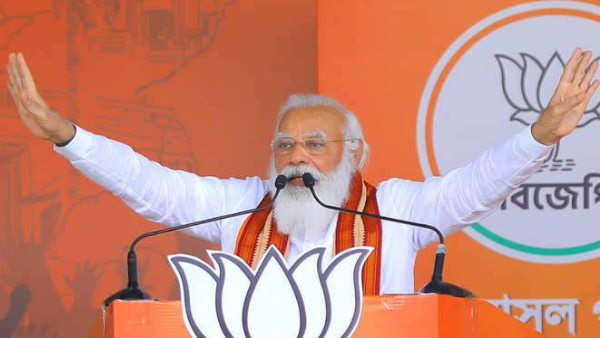 BJP says PM to hold meetings with not more than 500 people in Bengal
