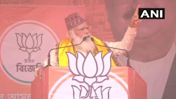 बंगाल: कूचबिहार की घटना पर पीएम मोदी ने जताया दुख, कहा- बीजेपी को समर्थन मिलता देख TMC के गुंडे हैरान